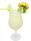 Cocktail tropical Fotografia de Stock Royalty Free