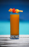 Cocktail tropical Fotografia de Stock Royalty Free
