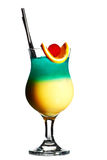 Cocktail tropical Image stock