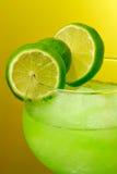 Cocktail tropical da noite foto de stock royalty free