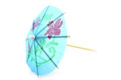 Cocktail umbrella Stock Image