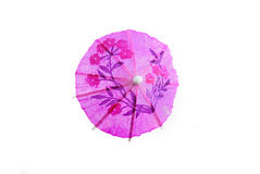 Cocktail Umbrella Series 01 Royalty Free Stock Photos