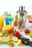 Cocktail utensils Stock Photos