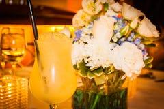 Cocktail 003 van Margarita stock foto's