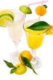Cocktail variados Imagens de Stock Royalty Free