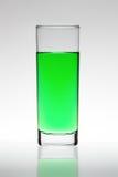 Cocktail verde Imagens de Stock