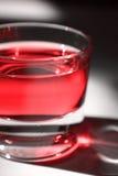 Cocktail vermelho Foto de Stock