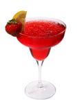Cocktail vermelho Imagem de Stock Royalty Free