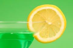 Cocktail vert photos stock