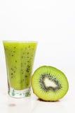 Cocktail von der Kiwi Lizenzfreie Stockfotos
