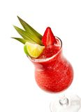 Cocktail - Watermelon Smoothie Royalty Free Stock Images