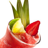Cocktail - Watermelon Smoothie Royalty Free Stock Photography