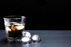 Cocktail whiskey-cola Stock Image