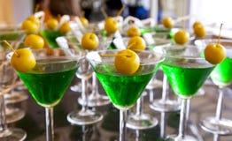 Cocktail-Zeit Lizenzfreies Stockfoto