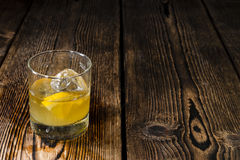 Cocktail (Zure Whisky) stock afbeelding