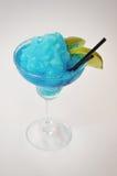Cocktailblau Margarita Lizenzfreies Stockfoto
