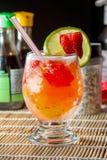 Cocktailgetränkschale Lizenzfreie Stockfotos