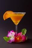 Cocktailglas Stock Afbeeldingen