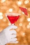 cocktailparty Royaltyfria Bilder