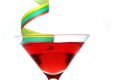 cocktailparty arkivfoto