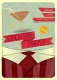 Cocktailparty Lizenzfreie Stockbilder