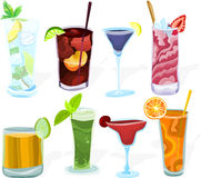 Free Cocktails 01 Stock Photography - 14941672