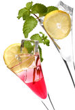 Cocktails Photo stock