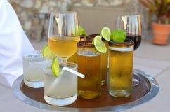 Cocktails Royalty-vrije Stock Afbeelding