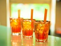 Cocktails Stockbild