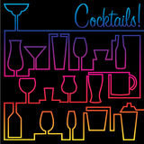 Cocktails ! Image stock
