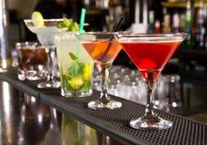 Cocktails Image libre de droits