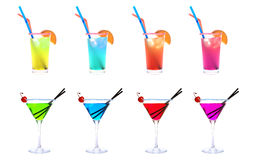 Cocktails Photo stock