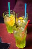 cocktails imagens de stock royalty free