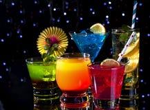 cocktails fotografia de stock