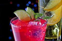 cocktails fotografia de stock royalty free