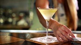 cocktails banque de vidéos