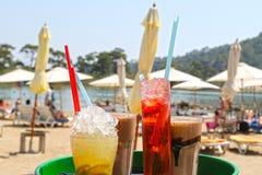 cocktails foto de stock
