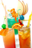 Cocktails royalty-vrije stock fotografie