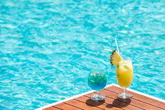 cocktails Stock Foto's