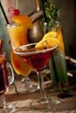 cocktails fotos de stock