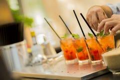 Cocktails Stock Photo