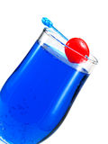 Cocktails Collection - Absolut Blue Souvenir Royalty Free Stock Image