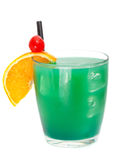 Cocktails collection - Blue Whale Royalty Free Stock Images