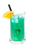 Cocktails collection - Blue Whale Stock Photography