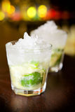Cocktails Collection - Caipirinha Stock Photography