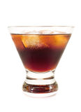 Cocktails Collection - Captain's Coffee Royalty Free Stock Photos
