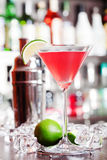 Cocktails Collection - Cosmopolitan Stock Image
