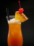 Cocktails Collection - Jamaican Sunset Stock Image