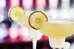 Cocktails Collection - Margarita Royalty Free Stock Image