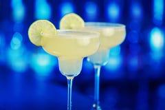 Cocktails Collection - Margarita Stock Photos